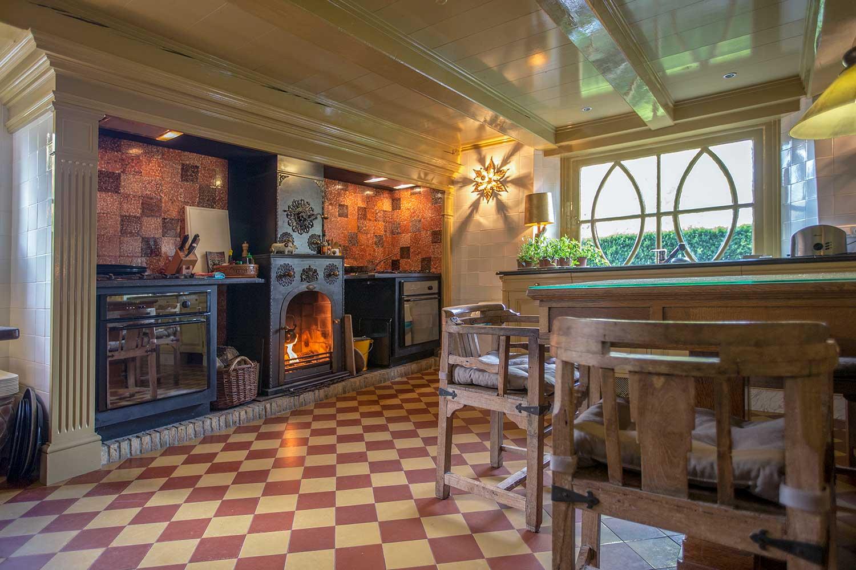 Park Alerdinck De historische keuken ©foto:www.paulinejoosten.nl